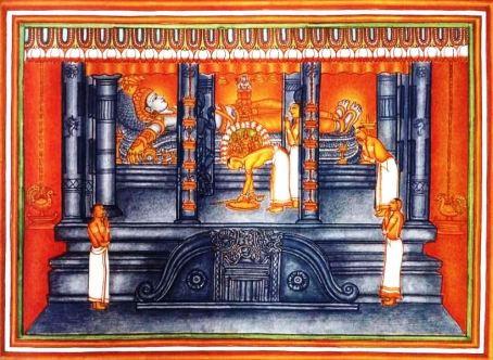 thrippadithanam